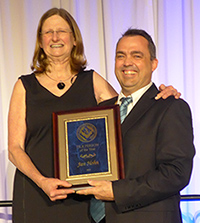 Jan Hohn Tile Person of the Year award
